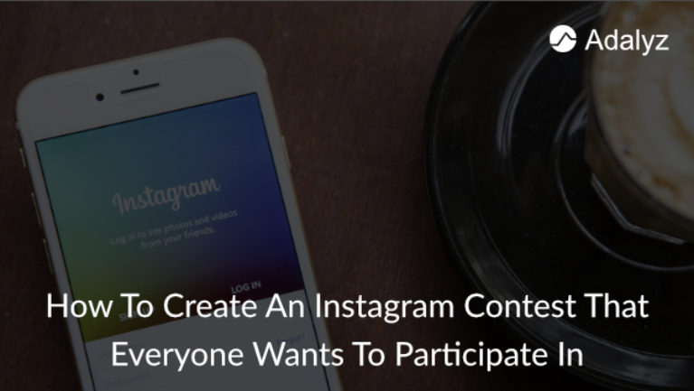 How to create an instagram contest that everyone 2
