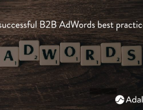 5 successful B2B AdWords best practices